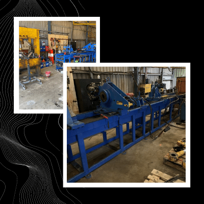 Hydraulic Cylinder Repairs and Rebuilds